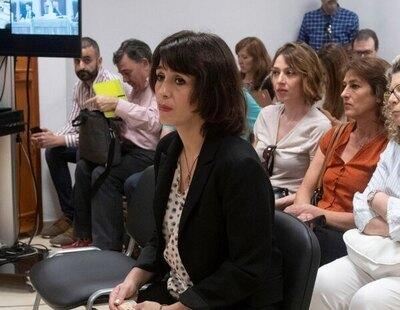 Juana Rivas ingresa en un centro de inserción de Granada para cumplir su condena