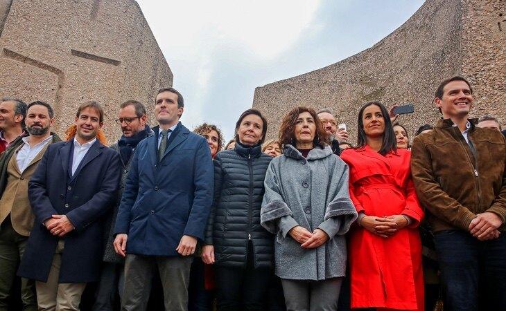 La foto de Colón fue un punto de inflexión para la derecha
