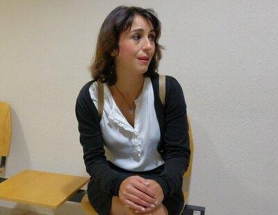 Juana Rivas sale del CIS y cumplirá condena en su casa con control telemático