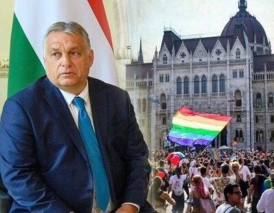 Hungría prohíbe hablar de homosexualidad en las escuelas y lo equipara con la pedofilia