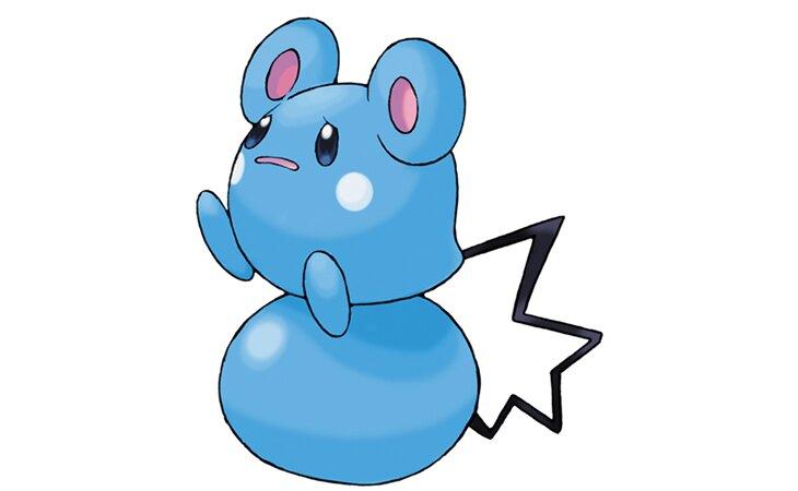 Azurill, uno de los peores Pokemon de la historia