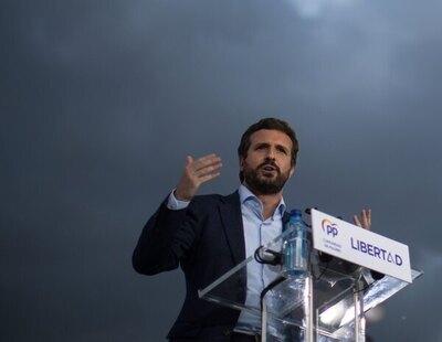Pablo Casado, el patriota: sus maniobras en Europa para impedir la llegada de los Fondos a España