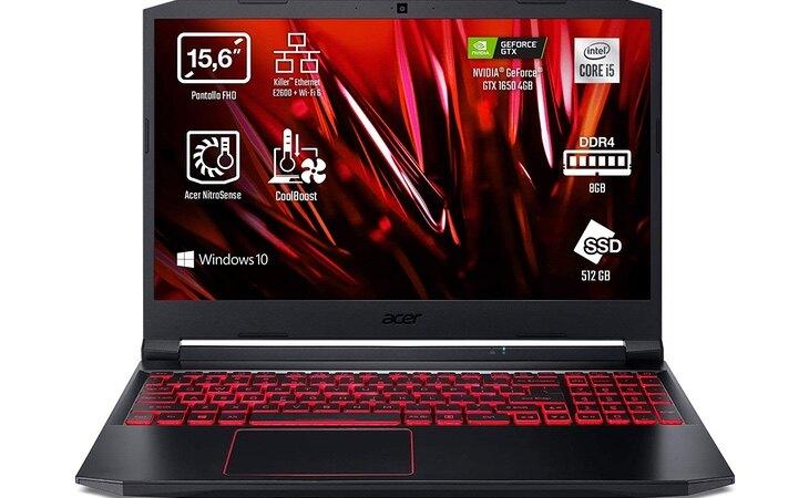 Acer Nitro 5 - Portátil gaming