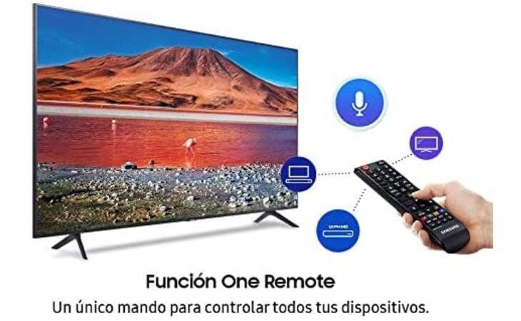 Samsung Crystal UHD - Televisior 4K 65