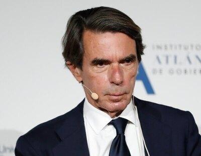 """Aznar dice que el PSOE gobernó por el """"11-M, separatistas y exterroristas"""""""