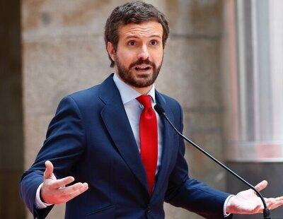 """Recogida de firmas para que Pablo Casado deje de """"dar la turra"""" recogiendo firmas y se dedique a hacer política"""