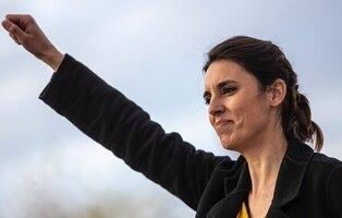 El curriculum de Irene Montero relacionado con Harvard que constantemente desprecia la derecha