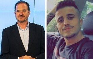 """Amenazan de muerte al hijo del líder del PP vasco: """"Fachita de mierda, te vamos a quemar vivo con tu padre"""""""