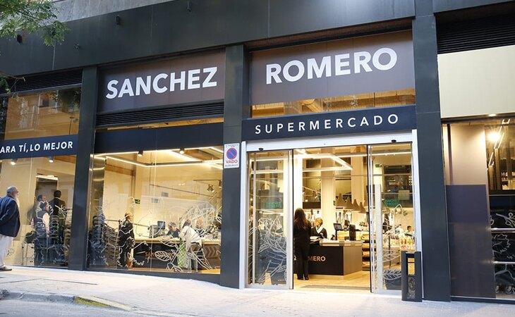 Supermercado Sánchez Romero