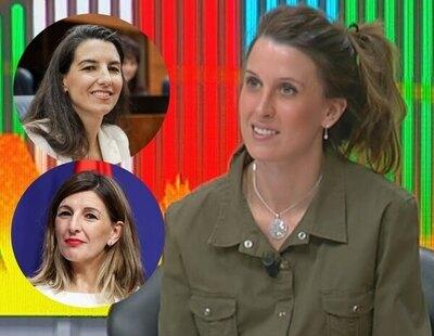 De Rocío Monasterio a Yolanda Díaz: la imitadora de políticas que se ha hecho viral