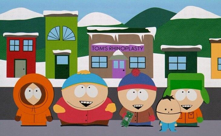 'South Park: Más grande, más largo y sin cortes', de Trey Parker