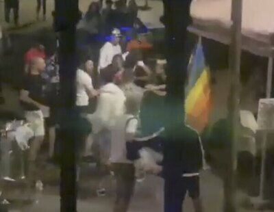 Investigan una brutal agresión en Terrassa