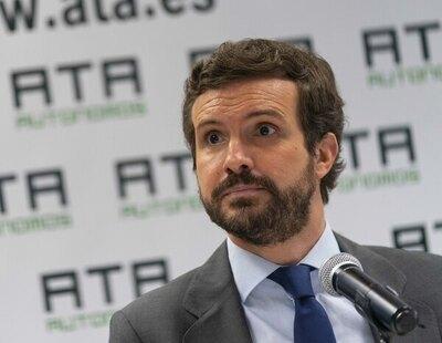 Pablo Casado promete revertir todas las leyes sociales del actual Gobierno