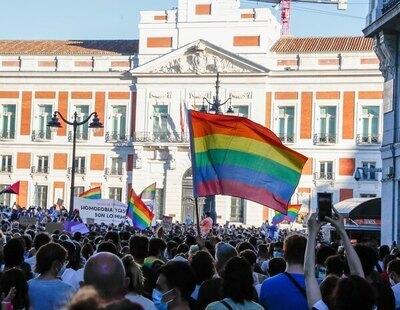 Manifestaciones multitudinarias por el asesinato homófobo de Samuel: en Madrid, cargas policiales desproporcionadas