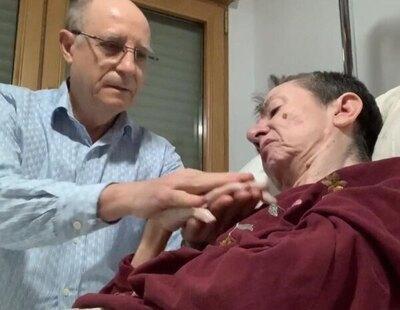 Ángel Hernández, absuelto del delito de cooperación al suicidio por ayudar a morir a su mujer enferma