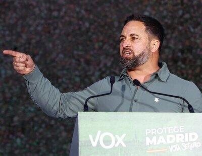 VOX señala al editor de El Jueves dando instrucciones para ir a su dirección de trabajo