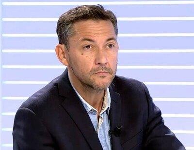 'El programa de Ana Rosa' despide a Javier Ruiz, el periodista más crítico con la extrema derecha
