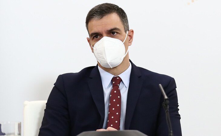 Pedro Sánchez remodelado el Gobierno