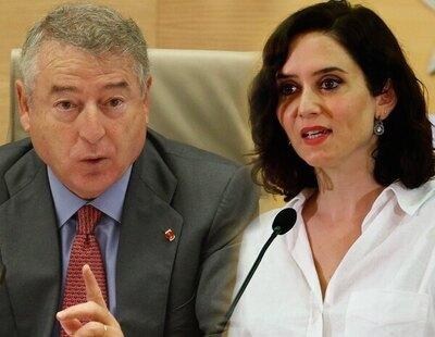 Ayuso entrega Telemadrid a José Antonio Sánchez: despidió al 74% de la cadena y aparece en los papeles de Bárcenas