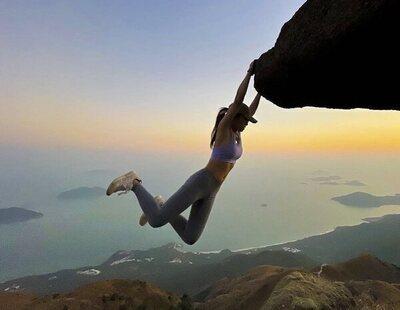 Muerte por selfie: la influencer Sofia Cheung pierde la vida mientras se fotografiaba en una cascada