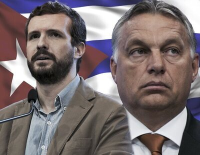Doble vara del PP: se abstiene en los retrocesos en Hungría y Polonia mientras se erige defensor de derechos humanos por Cuba