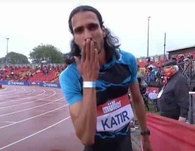 """Isaac Viciosa ataca a Katir, nuevo récord de España en 3.000 metros: """"Me gustaría con apellidos castellanos"""""""