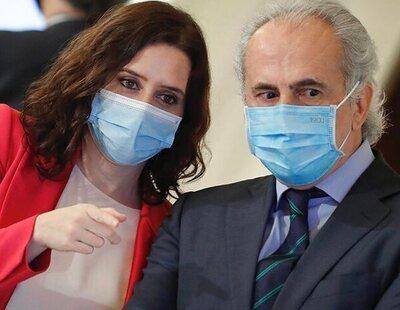 Madrid, la comunidad con más vacunas sin poner, insiste en que recibe pocas y retrasa la segunda dosis