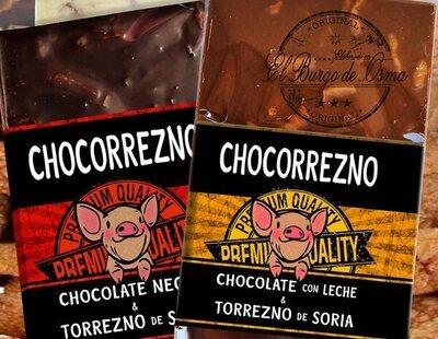 Inventan el chocorrezno: chocolate con torreznos