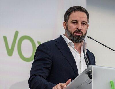 Ceuta declara a Santiago Abascal persona 'non grata'