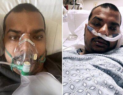Un hombre de 34 años muere de Covid-19 tras burlarse de la vacuna en las redes sociales