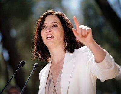 La Junta Electoral multa a Ayuso por saltarse la ley en plena campaña del 4-M