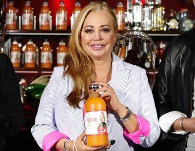 El gazpacho de Belén Esteban, entre los peor valorados del mercado según la OCU