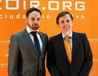Grandes fortunas españolas financiaron el nacimiento de VOX a través de Hazte Oír