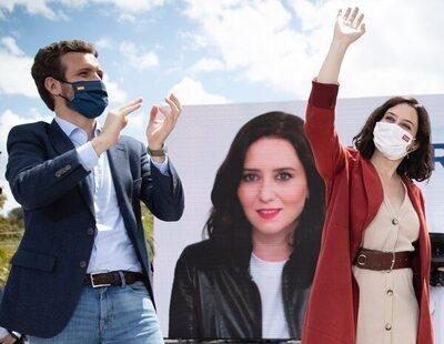 Ayuso frente a Casado: el futuro de la derecha ante la falta de liderazgo