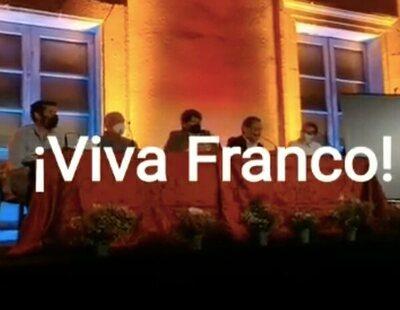 Gritan vivas a Franco en Arenas De San Pedro (Ávila) con la complicidad del alcalde del PP