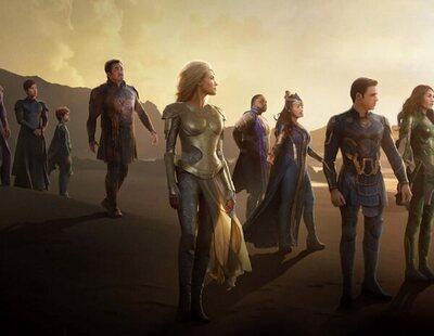 Quién es quién en 'Eternals', de Marvel