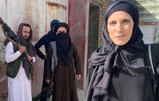 Quién es Clarissa Ward, la corresponsal de CNN en Afganistán que se juega el tipo ante los talibanes