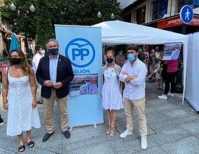 El PP solo recoge 1.200 firmas a favor de los toros en Gijón y anuncia batalla judicial