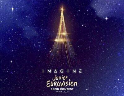 Eurovisión Junior 2021 presenta su imagen visual: la navidad y la Torre Eiffel presente