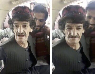 Los talibanes disparan y cortan la garganta a un famoso cómico afgano de Tik Tok