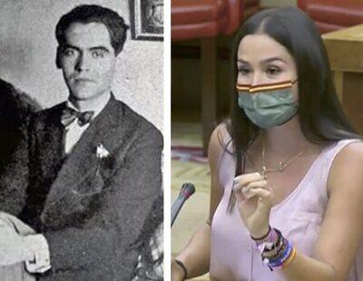 """VOX vuelve a afirmar que Lorca les votaría y Podemos se muestra tajante: """"Vosotros le matasteis"""""""