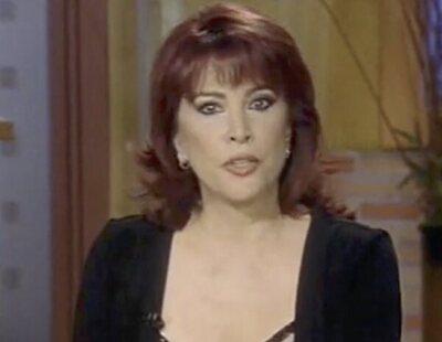 ¿Recuerdas a Cristina García Ramos, la presentadora del corazón de TVE? Su increíble cambio