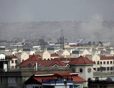 Un ataque con proyectiles junto al aeropuerto de Kabul deja al menos un niño muerto