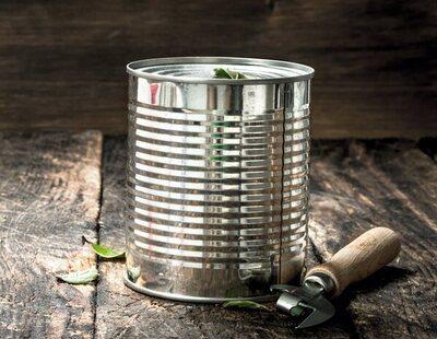 Truco: cómo abrir una lata si no tienes un abrelatas