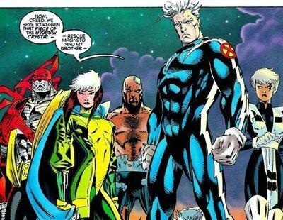 Un joven se inyecta mercurio para desarrollar superpoderes y convertirse en un X-Men