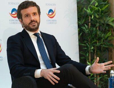 Casado aseguró que España tardaría cuatro años en inmunizar a la población: se ha alcanzado el 70% en ocho meses