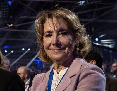 """Desvelan el lado más secreto de Esperanza Aguirre: """"Se ríe con los chistes de ETA"""""""