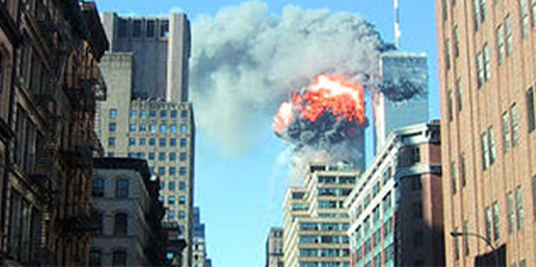 Imagen del documental '9/11'