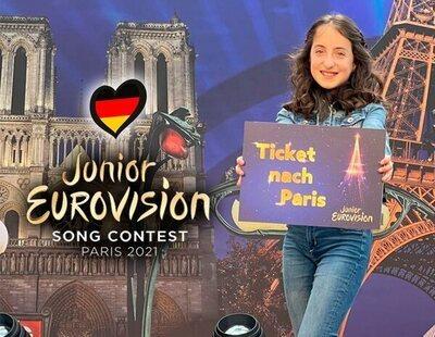 Así suena 'Imagine us', la apuesta de Alemania para Eurovisión Junior 2021