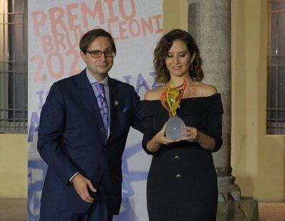 La realidad del Intituto Bruno Leoni, que premia a Ayuso: un 'Think Tank' neoliberal cuya financiación se desconoce